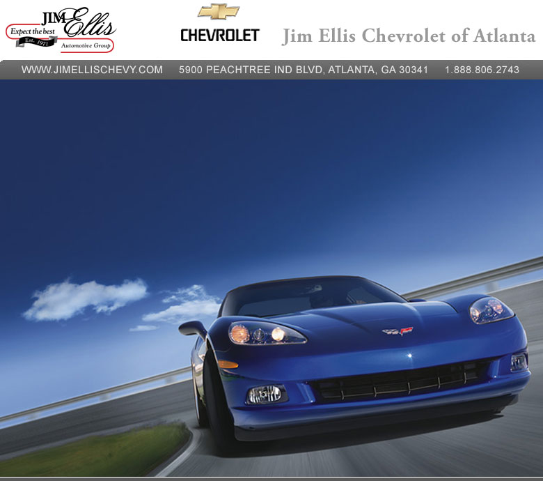 Jim Ellis Chevrolet >> Jim Ellis Chevrolet Of Atlanta