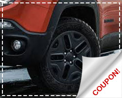 tire coupon code